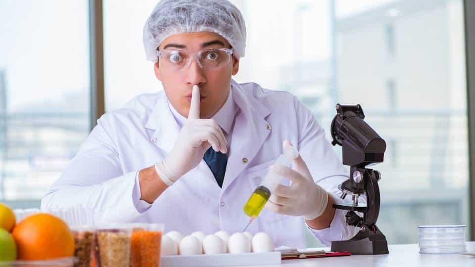 Onze onwetendheid over de invloed van chemisch bewerkt voedsel op onze hormonen